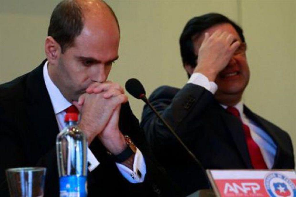 La FIFA suspendió de por vida a un dirigente chileno y a otro colombiano