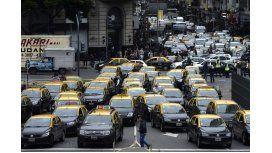 Taxistas, en alerta por la suba del GNC
