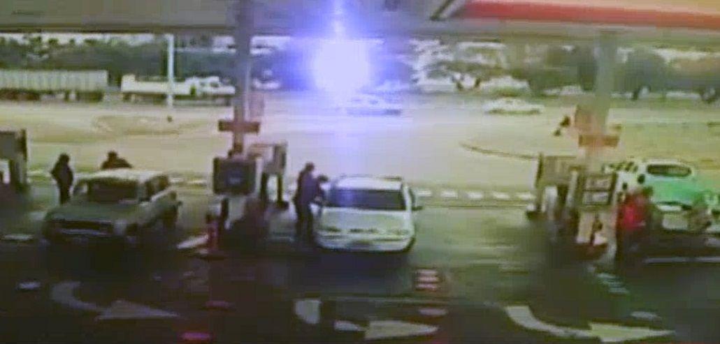 Cayó el ladrón de estaciones de servicio: cargaba el tanque y después robaba