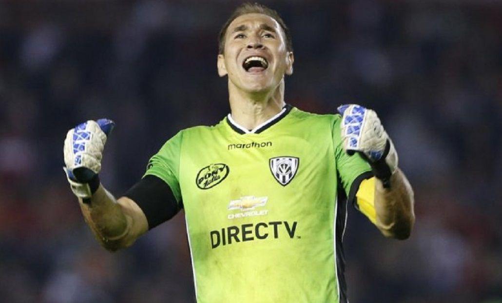 Sufre River: su verdugo en la Copa tuvo una actuación para el olvido
