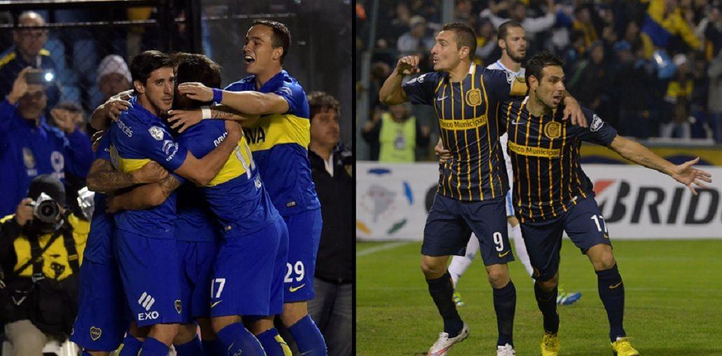Con dos equipos argentinos, así quedó el cuadro final de la Copa Libertadores