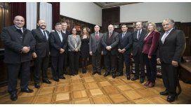 Gobernadores llevaron hasta la Corte su reclamo por coparticipación