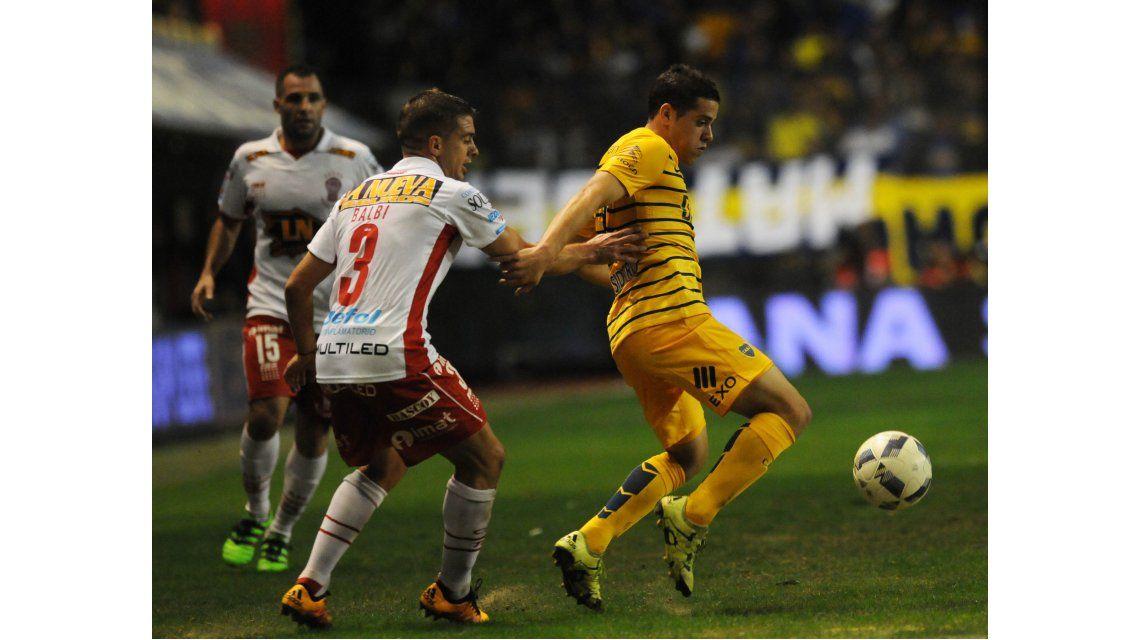 Las fotos del empate entre Boca y Huracán