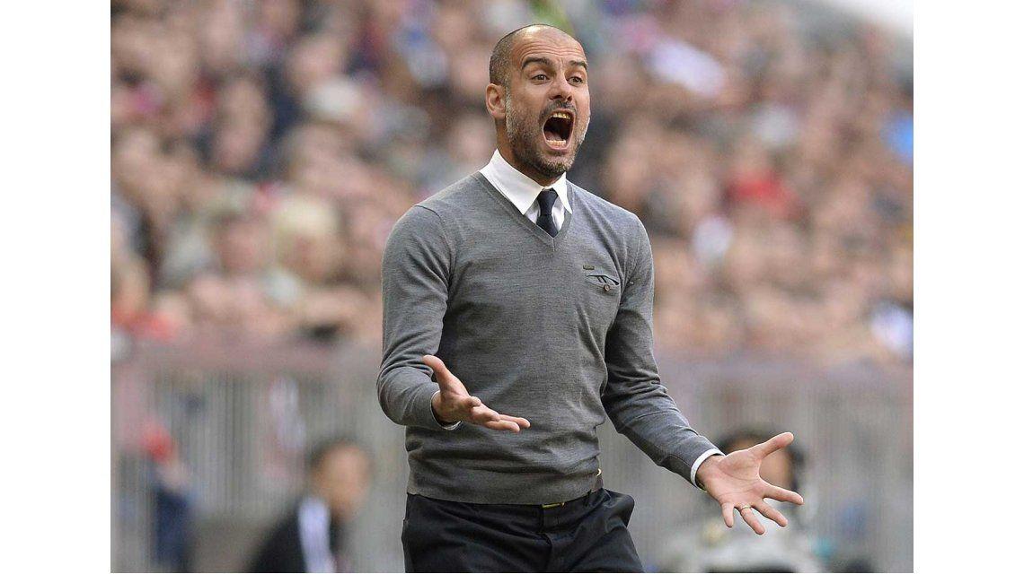 ¿Cómo no le avisaron? Según Agüero, Guardiola quería dirigir la Selección argentina