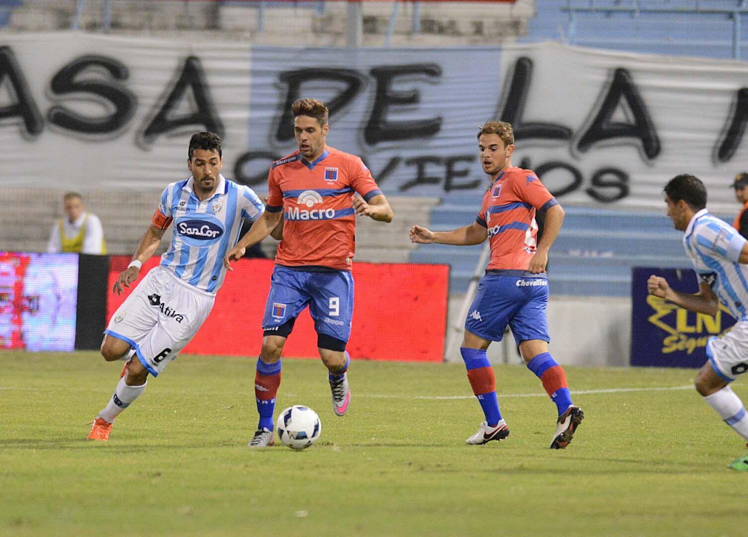 Rafaela empató con Tigre y se salvó del descenso