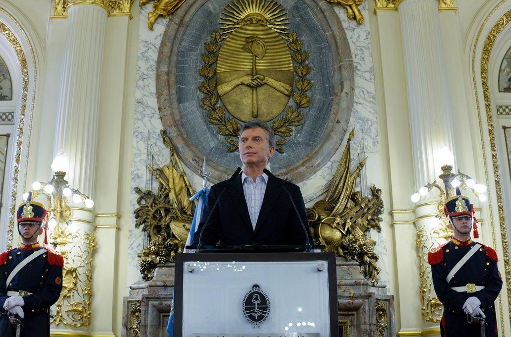Ante pymes, Macri pidió dejar atrás discusiones que no suman