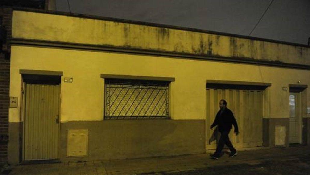 La casa de Eduardo Silva. Gentileza:Clarin.com