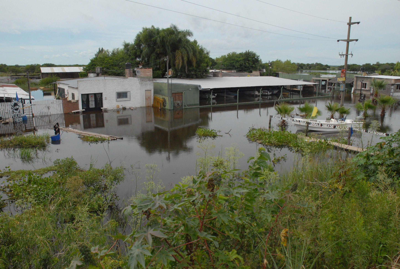Santa Fe: 1.400 personas siguen evacuadas por las inundaciones
