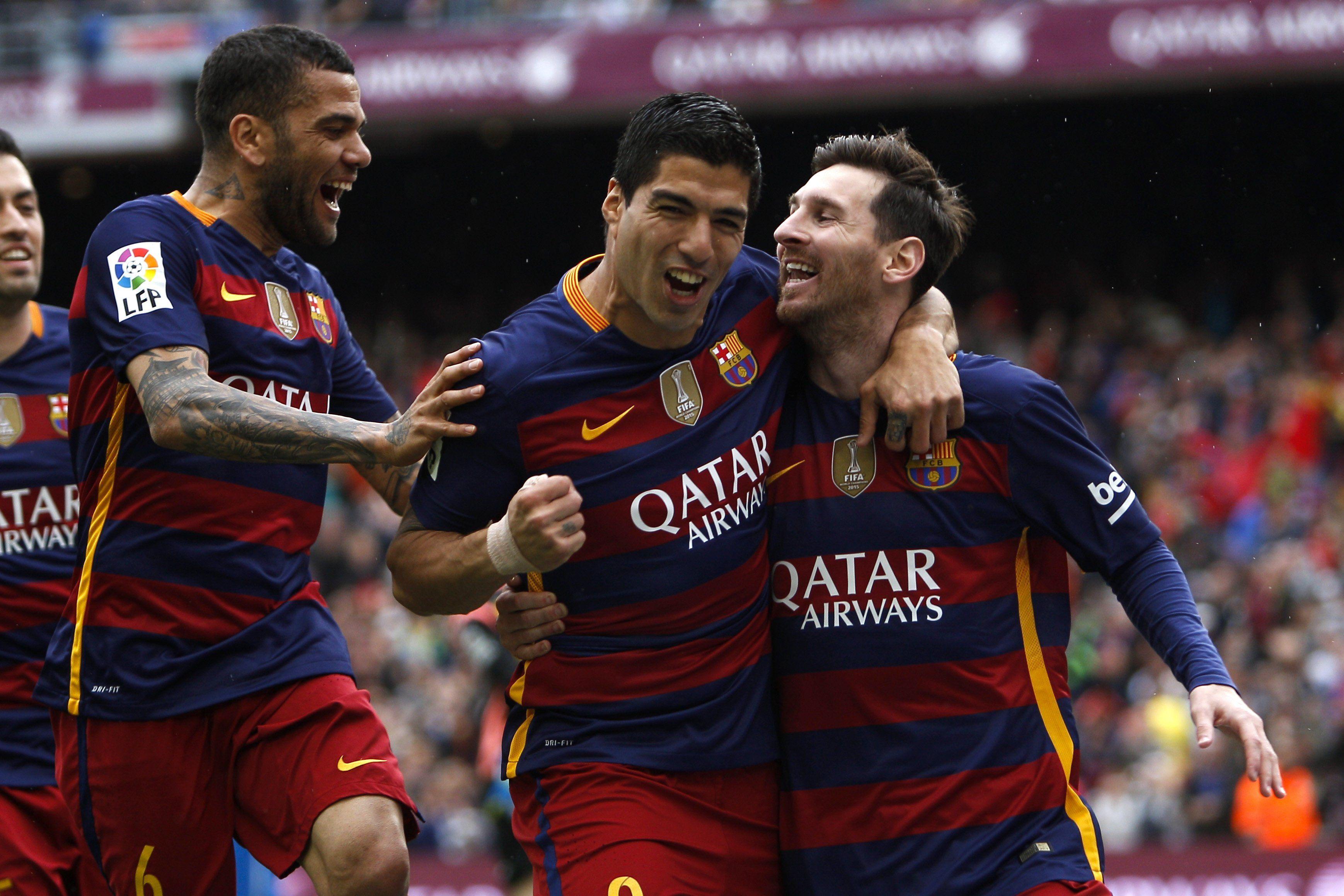 Con un gol de Messi, Barcelona aplastó en el clásico al Espanyol