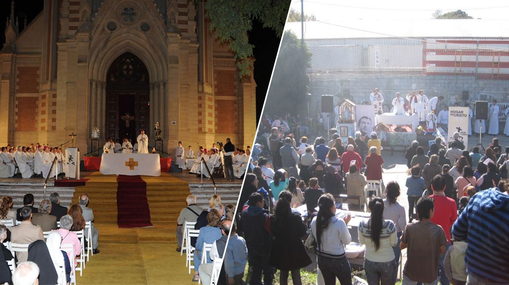 La Iglesia se une y advierte al gobierno por sus políticas socioeconómicas