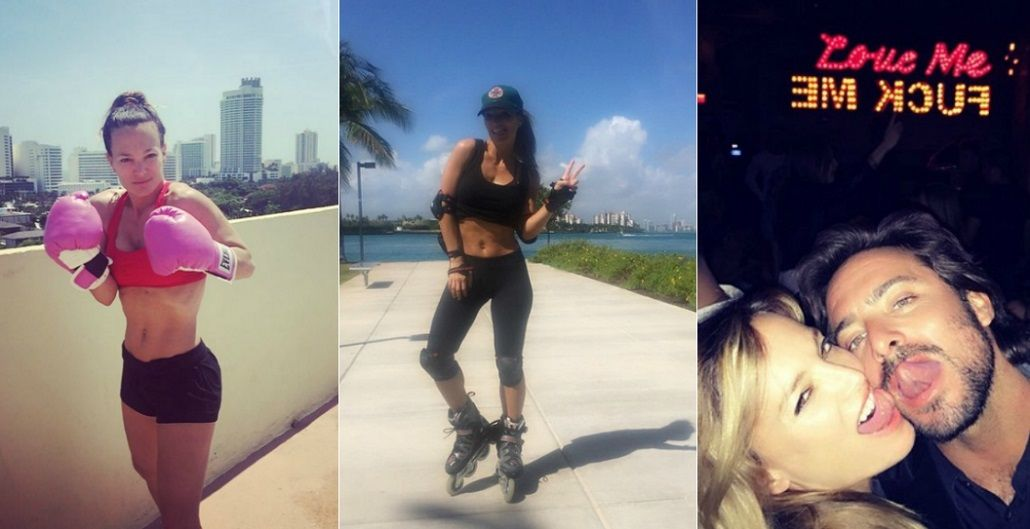 Otra diosa que triunfa en el exterior: la nueva vida de Claudia Albertario en Miami