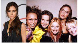 Victoria Beckham: Las Spice Girls solían apagarme el micrófono