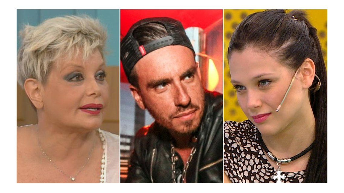Carmen contra Barbie Vélez: Casi le incendia la casa a Fede; son una familia inmunda