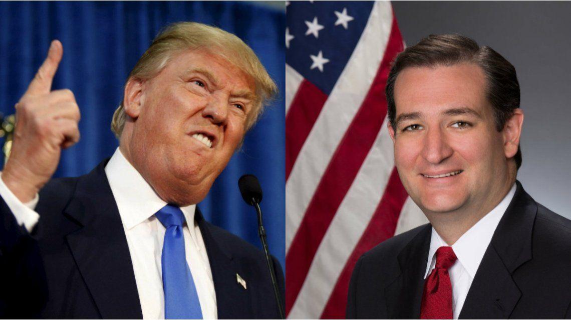 Vía libre para Trump: su mayor rival, Ted Cruz, abandonó la carrera presidencial
