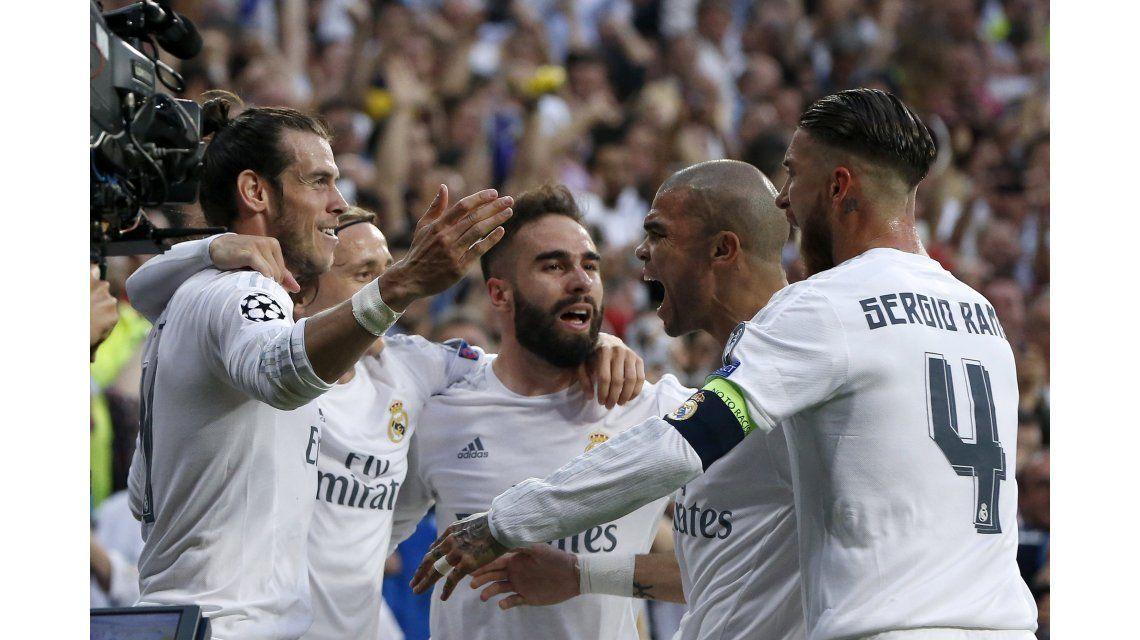 Real Madrid derrotó al Valencia y sigue con chances de ser campeón