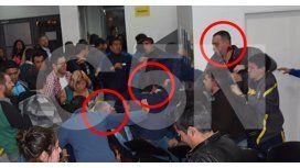 Violencia en Boca: así fueron los incidentes por los terrenos en Casa Amarilla
