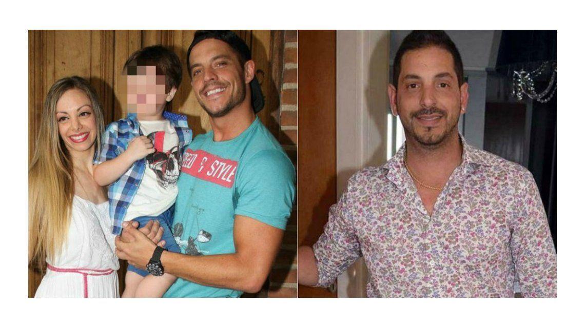 El particular llamado de Diwan a Delgado por Ian, su hijo con Gisela Bernal