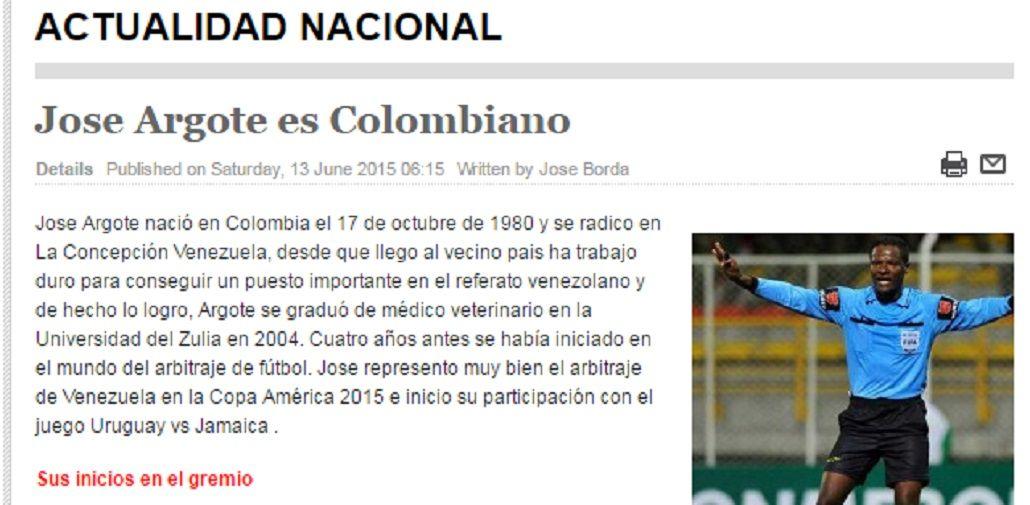 Escándalo: dicen que el árbitro de Atlético Nacional-Huracán es colombiano