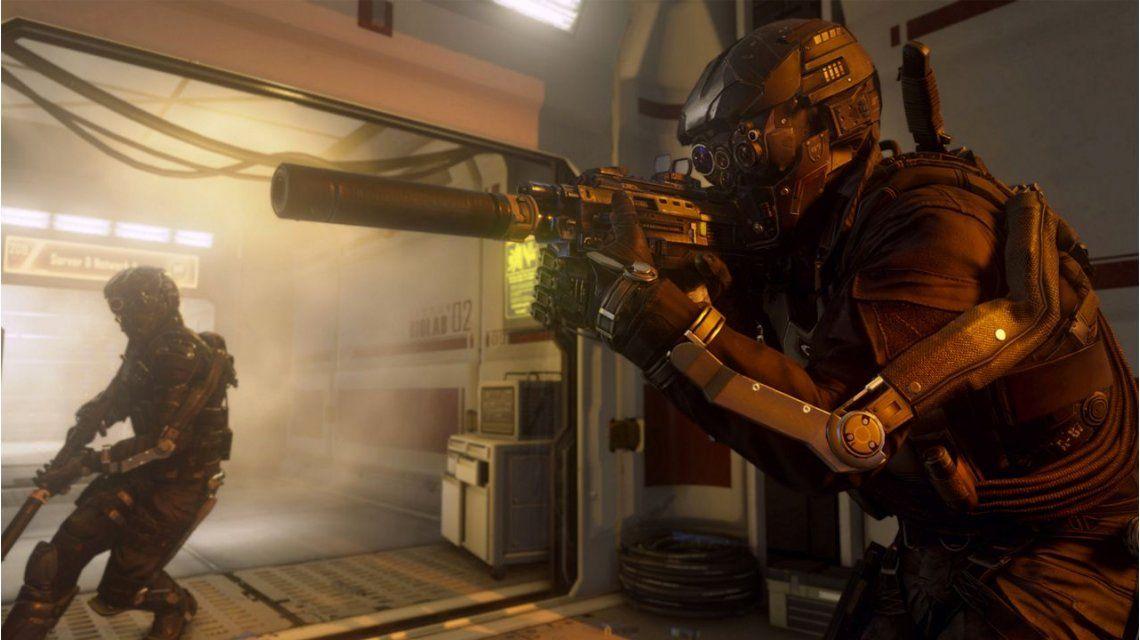 Mirá el trailer del nuevo Call of Duty