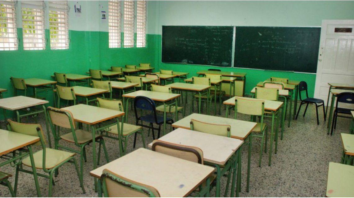 Los docentes bonaerenses amenazan con un paro y peligra el regreso a clases