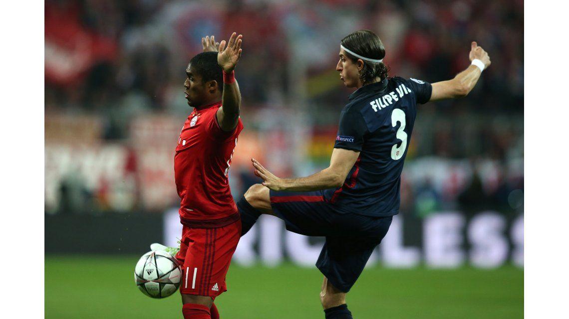 Histórico: tras un partidazo, el Atlético del Cholo eliminó al Bayern y está en la final