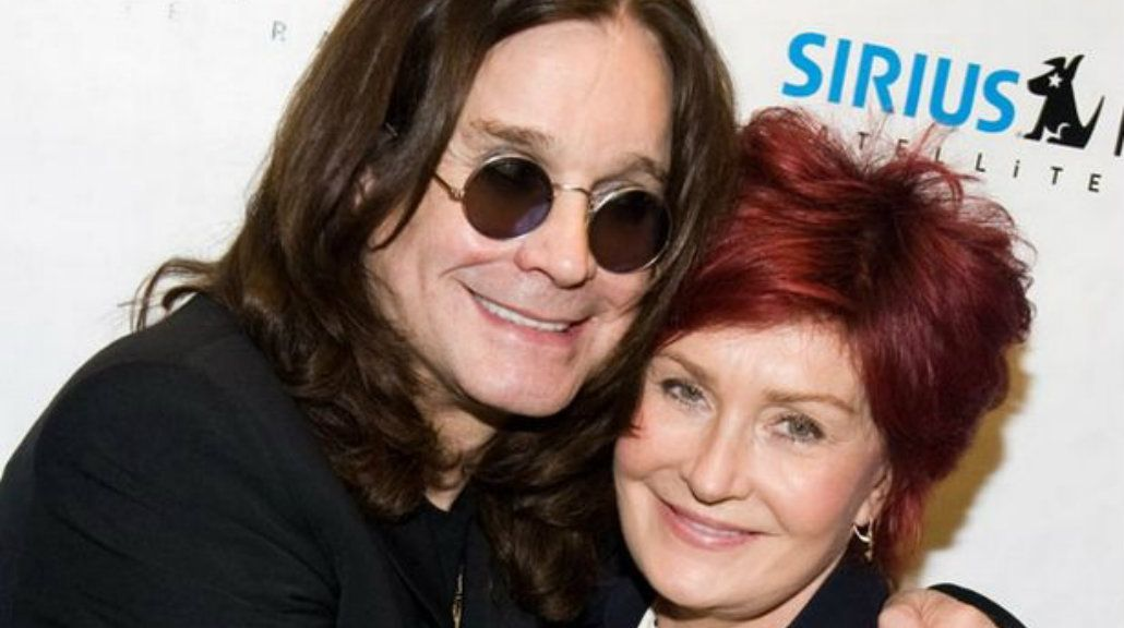 Ozzy Osbourne se separó de su mujer después de 30 años de matrimonio
