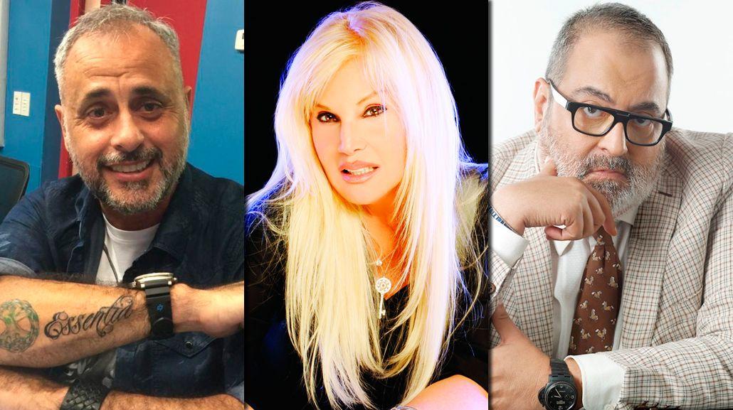 ¿Por qué Susana Giménez le teme a Rial y Lanata en su regreso a la televisión?