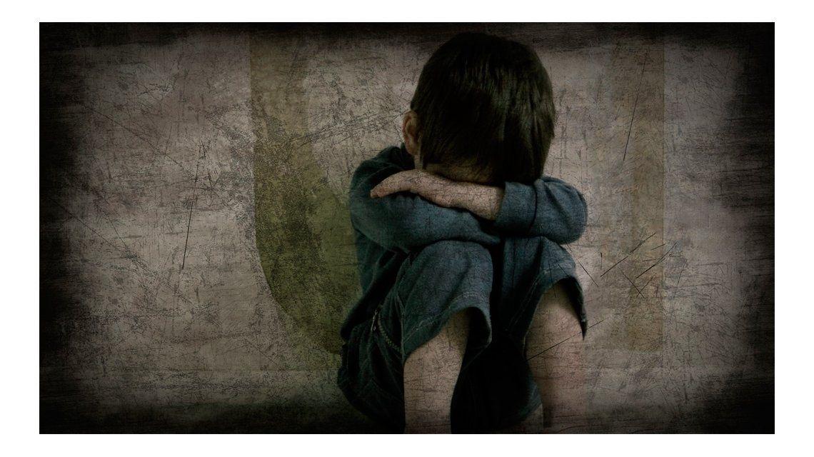 Grito de auxilio de un nene abusado por el padre: No quiero vivir más