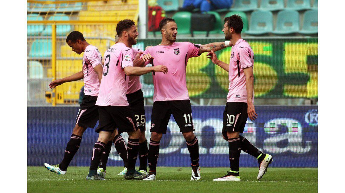El Mudo Vázquez y un gol que alimenta su sueño de evitar el descenso