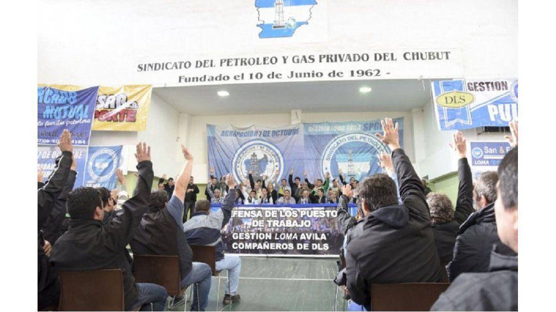 Los petroleros confirmaron el paro del viernes en Comodoro Rivadavia