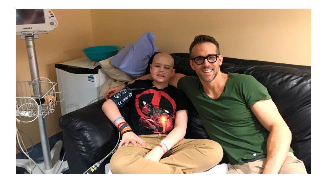 La carta de una estrella de Hollywood a un nene que murió de cáncer