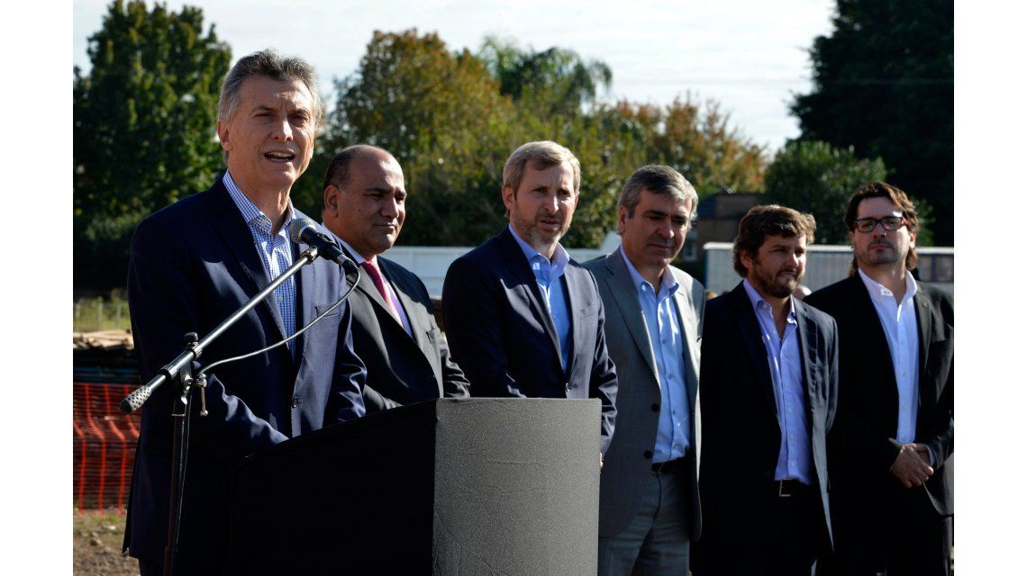 Macri, sobre la marcha: Todos tienen derecho a expresarse