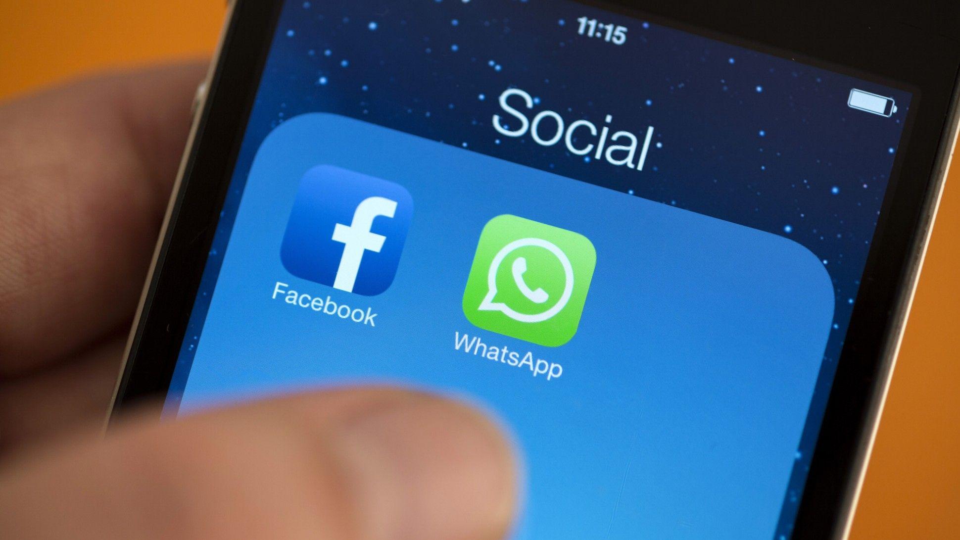 WhatsApp compartirá tu número de teléfono con Facebook