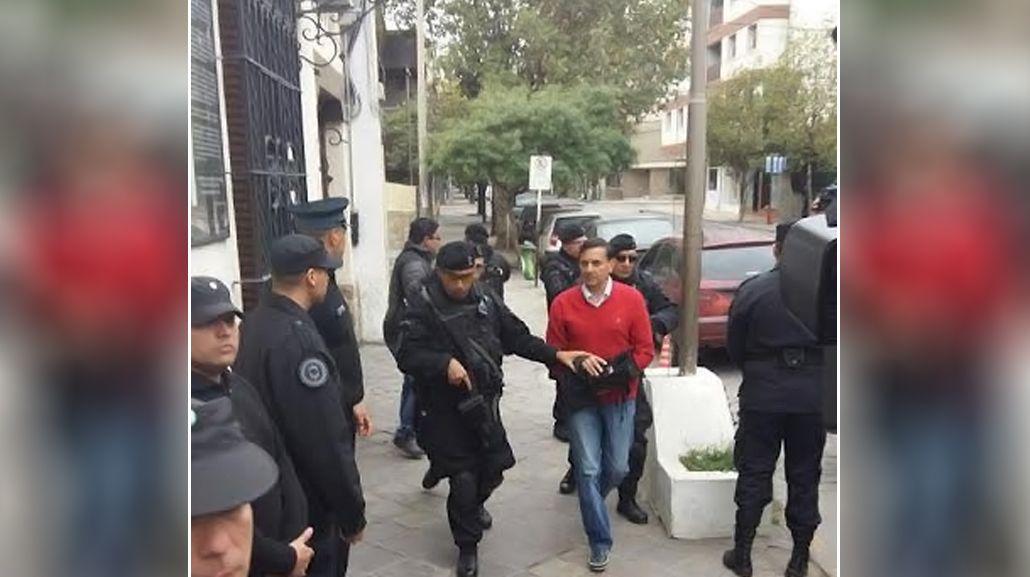 Detienen al ex juez federal Raúl Reynoso, acusado de proteger a narcos