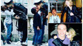 Las nostálgicas fotos de Madonna con sus hijos