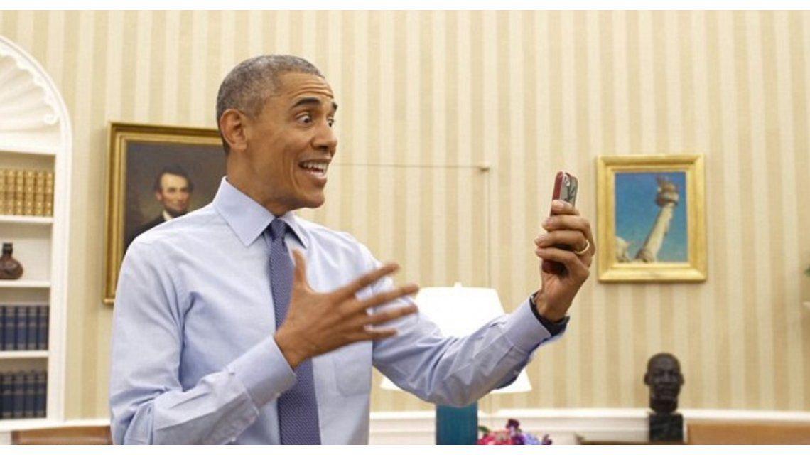 ¿Obama actor? El presidente de EE.UU. hizo una parodia en video sobre su jubilación