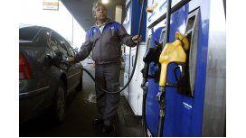 Aumenta el combustible: 7