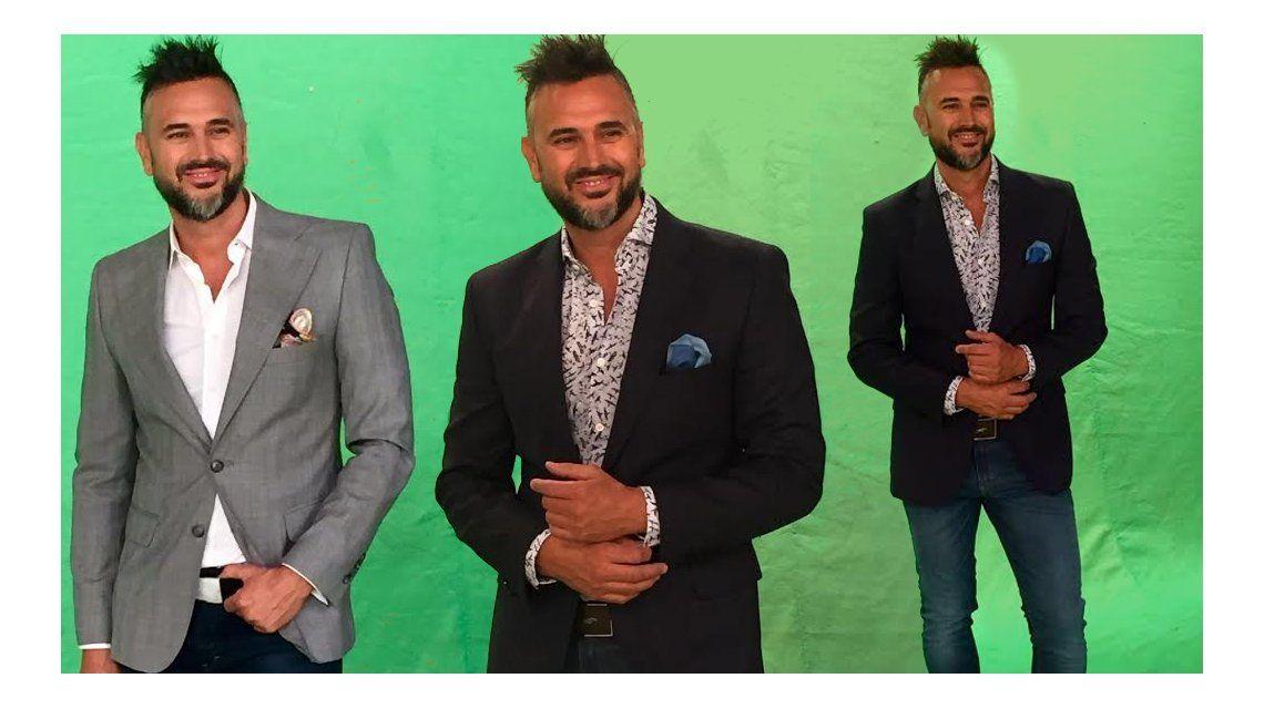 Leo Montero regresa a la TV abierta y desafía a las ficciones y debates políticos