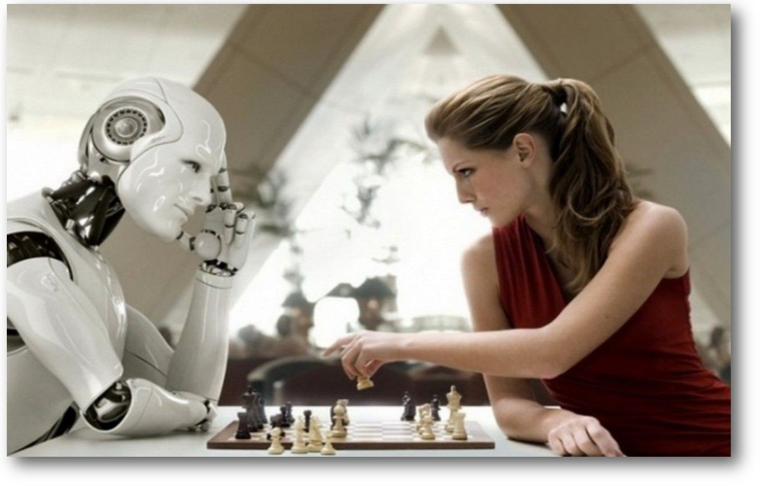 Mark Zuckerberg piensa que los robots serán mejores que los humanos en una década
