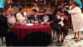 Mariano Iúdica defendió el estilo humorístico de Polémica en el Bar