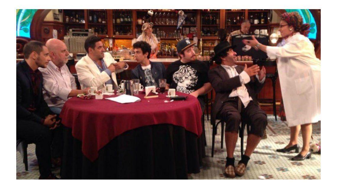 Mariano Iúdica defendió el estilo humorístico de Polémica en el Bar: Es sano y popular