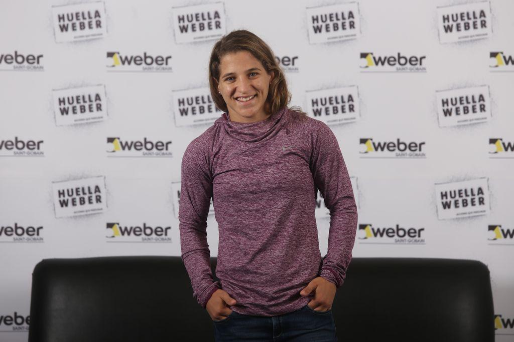 Paula Pareto no se achica ante los Juegos de Río 2016: Ya gané y sé que se puede