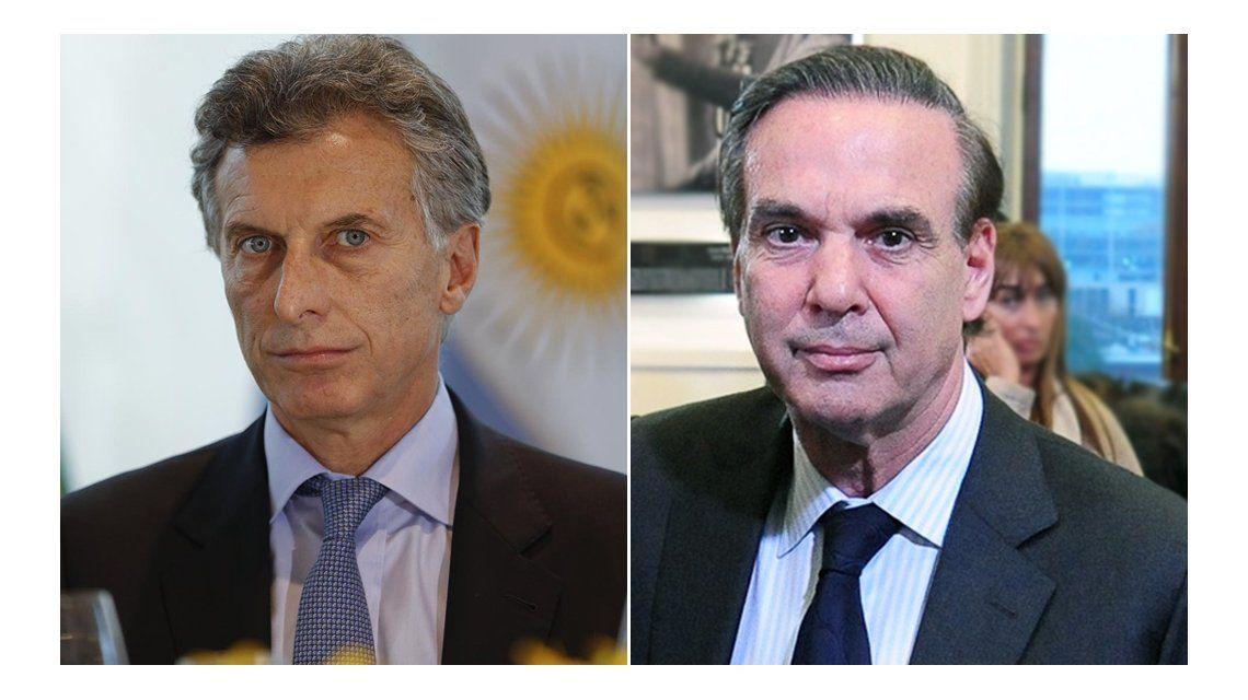 Macri y Pichetto se cruzaron por ley antidespidos