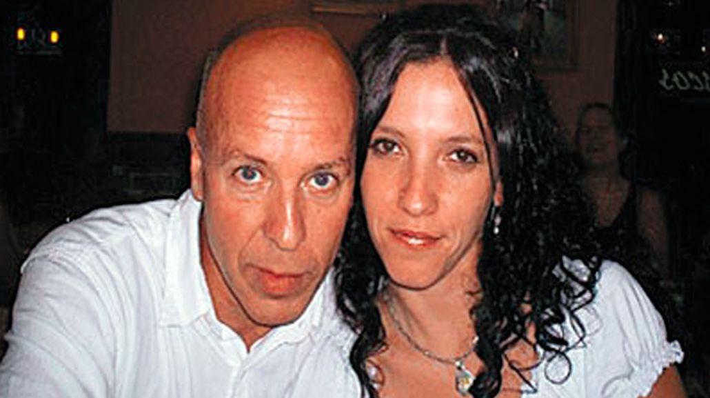<p>Daniel Lagostena y Érica Soriano</p>