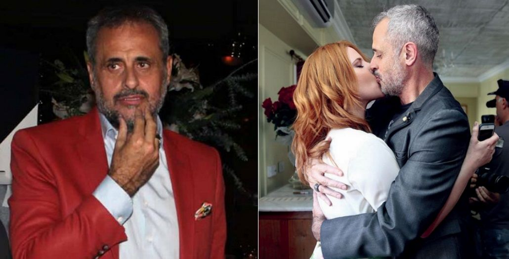 Jorge Rial y la separación con Agustina Kämpfer: No la cuidé como se merecía
