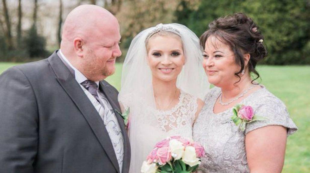 Donan los fondos para que una adolescente con cáncer terminal pueda casarse