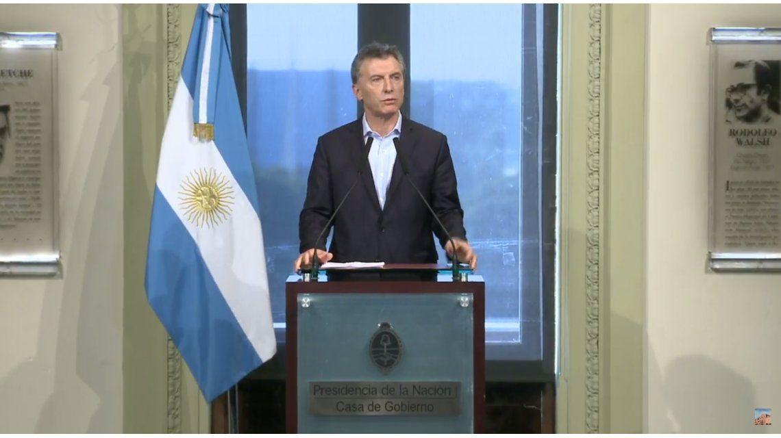 Ley antidespidos: Macri le pidió a Massa que no acompañe al kirchnerismo
