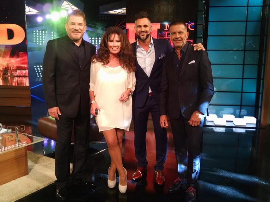 Los reyes de las telenovelas, con Leo Montero en su regreso a la TV