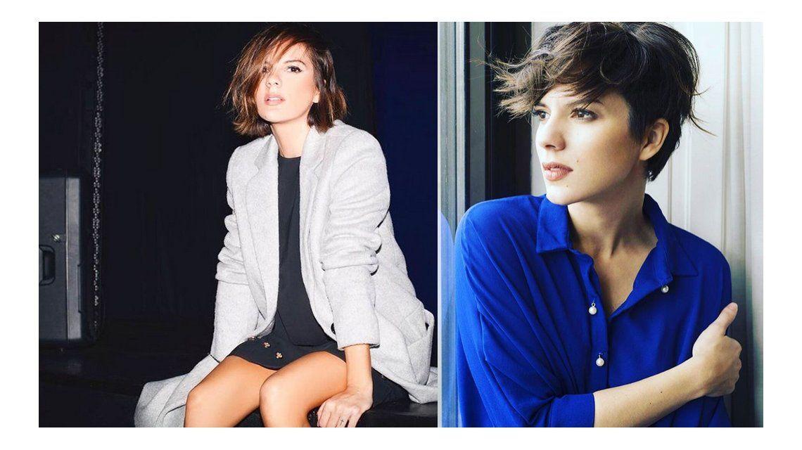 El fuerte cambio de look de Gimena Accardi