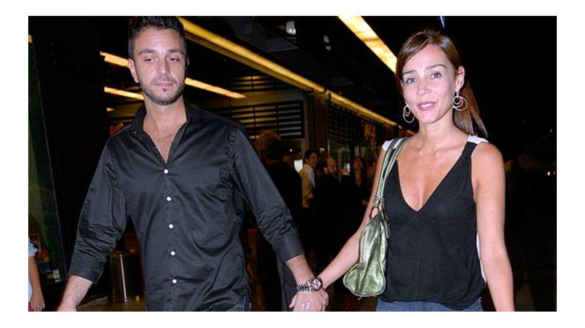 Desafortunada: Paola Krum, en crisis con su novio